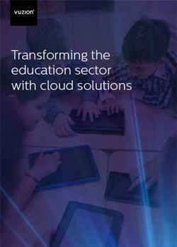 Transforming the Education Sector with the Cloud eBook