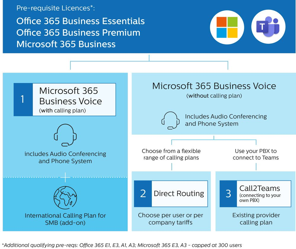 Microsoft 365 Business Voice