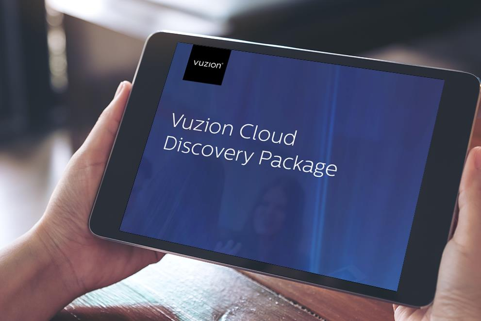 Vuzion Cloud Discovery Package