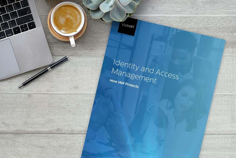 Vuzion Identity & Access Management