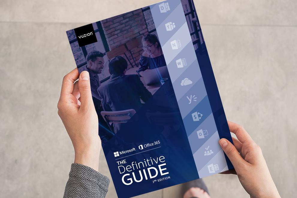 Definitive Guide to Office 365 (3rd Edition)