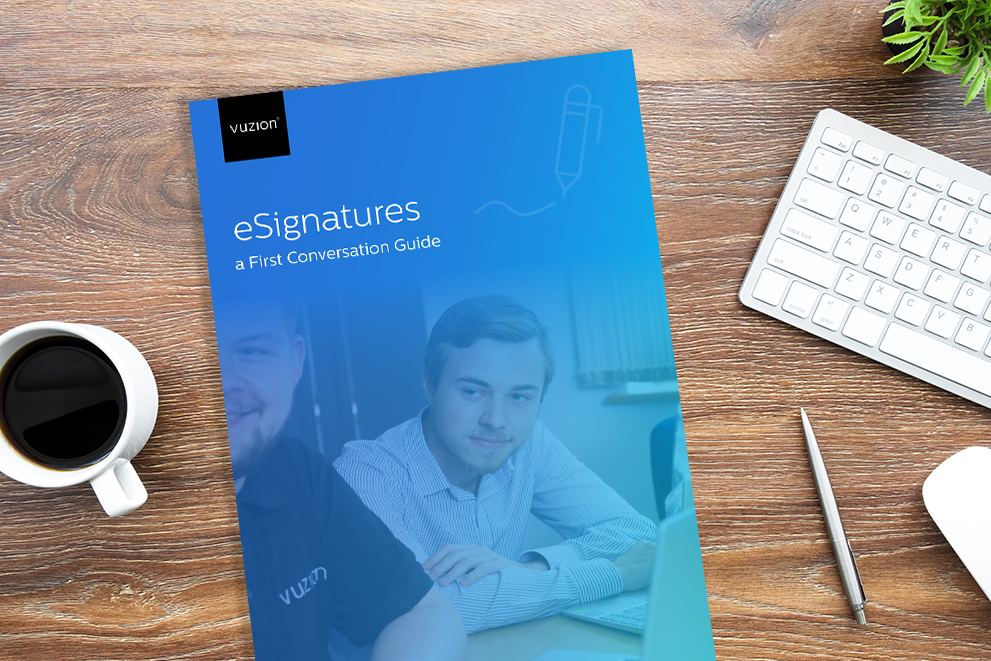 eSignatures - a First Conversation Guide