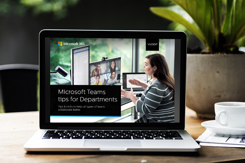 Microsoft Teams Tips for departments