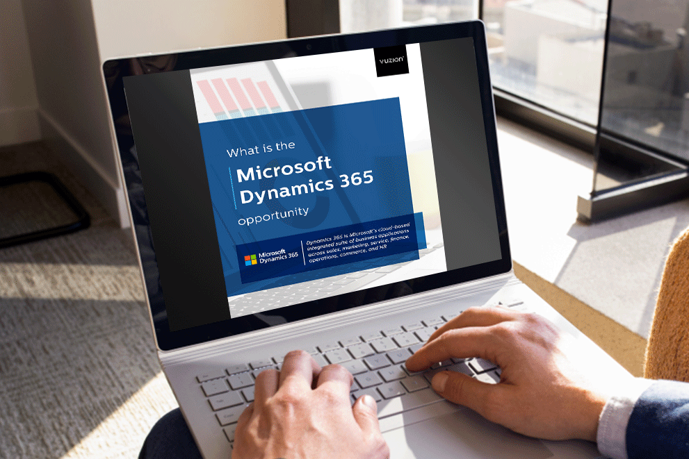 What is the Microsoft Dynamics 365 opportunity